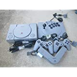 Replacement Original Gray Playstation Console - No Cables or Accessories
