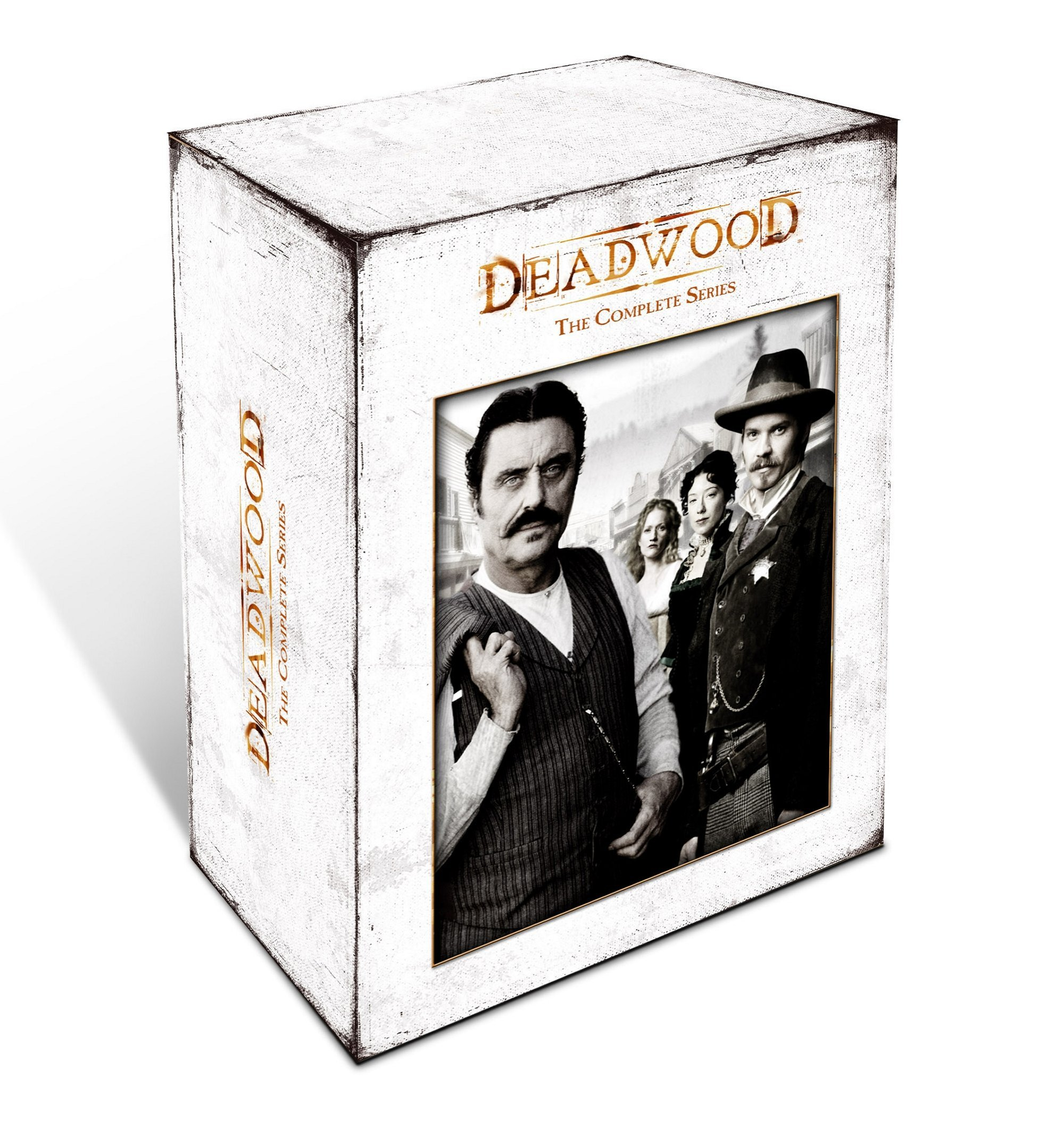 Deadwood: The Complete Series by HBO Studios
