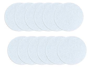 aumondo 12 Große Anti-Rutsch Sticker für Badewanne, Dusche und Bad ...