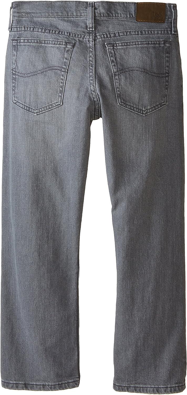 Lee Big Boys Premium Select Slim Straight Leg Jeans