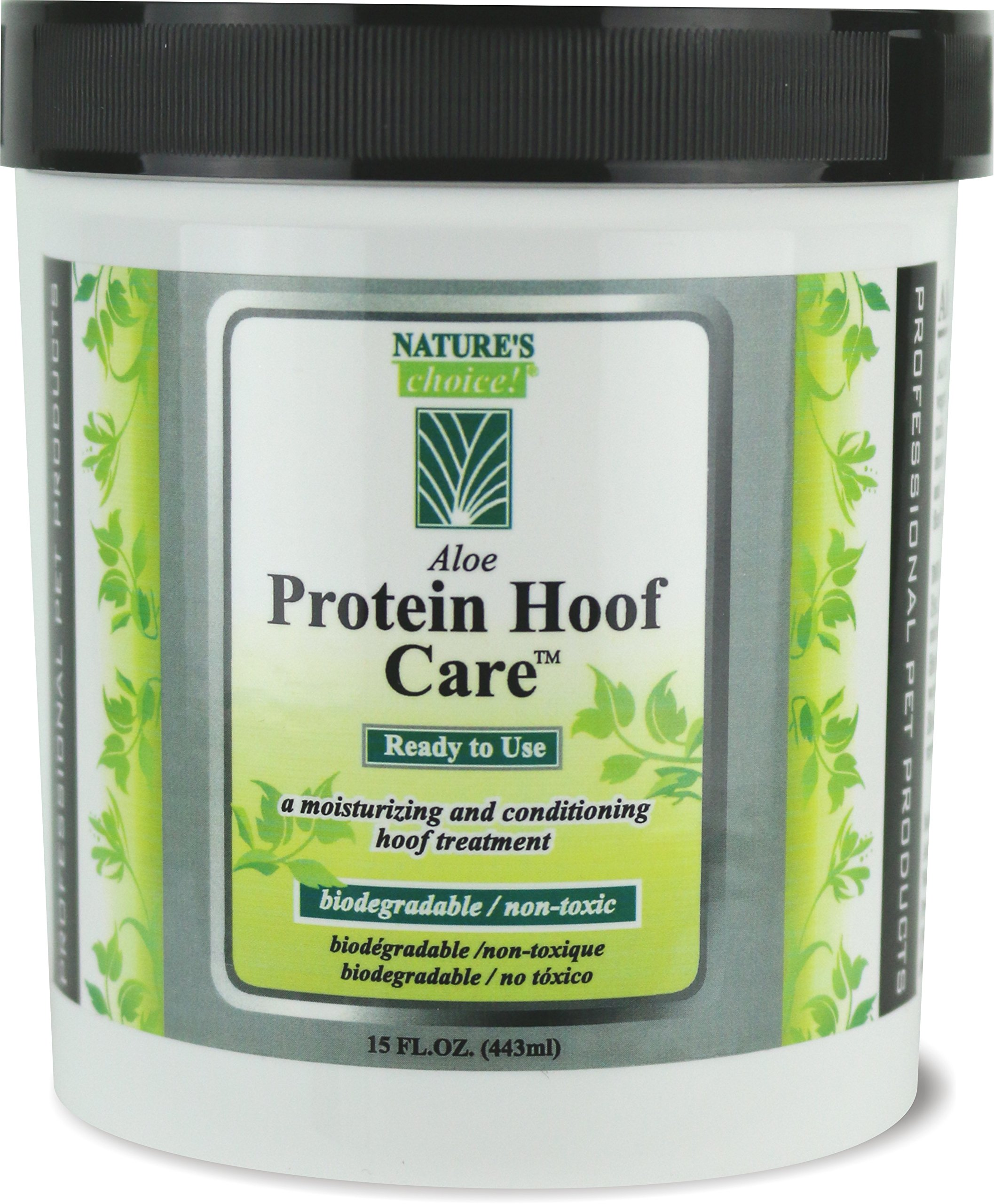 Nature's Choice Aloe Protein Hoof Care for Horse