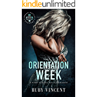 Orientation Week: A Dark High School Bully Romance (Breakbattle Academy Book 1) book cover
