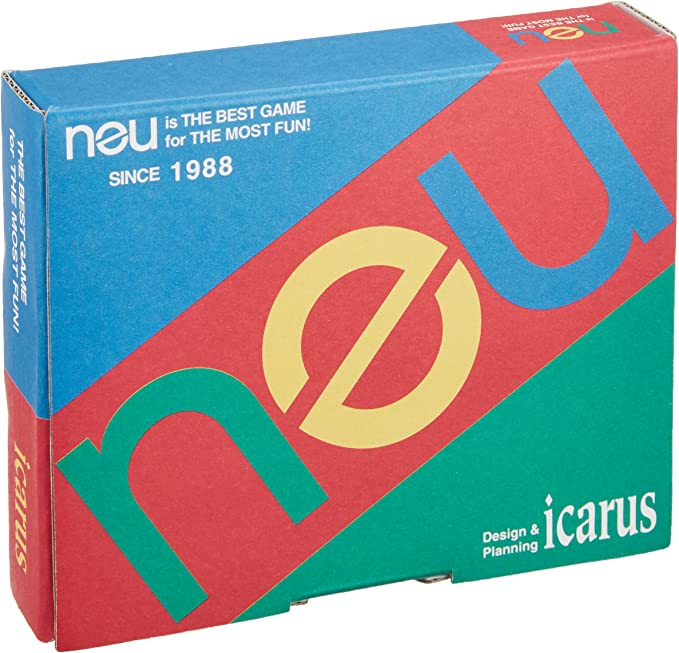 Amazon | ノイ (Neu) カードゲーム | カードゲーム・トランプ | おもちゃ