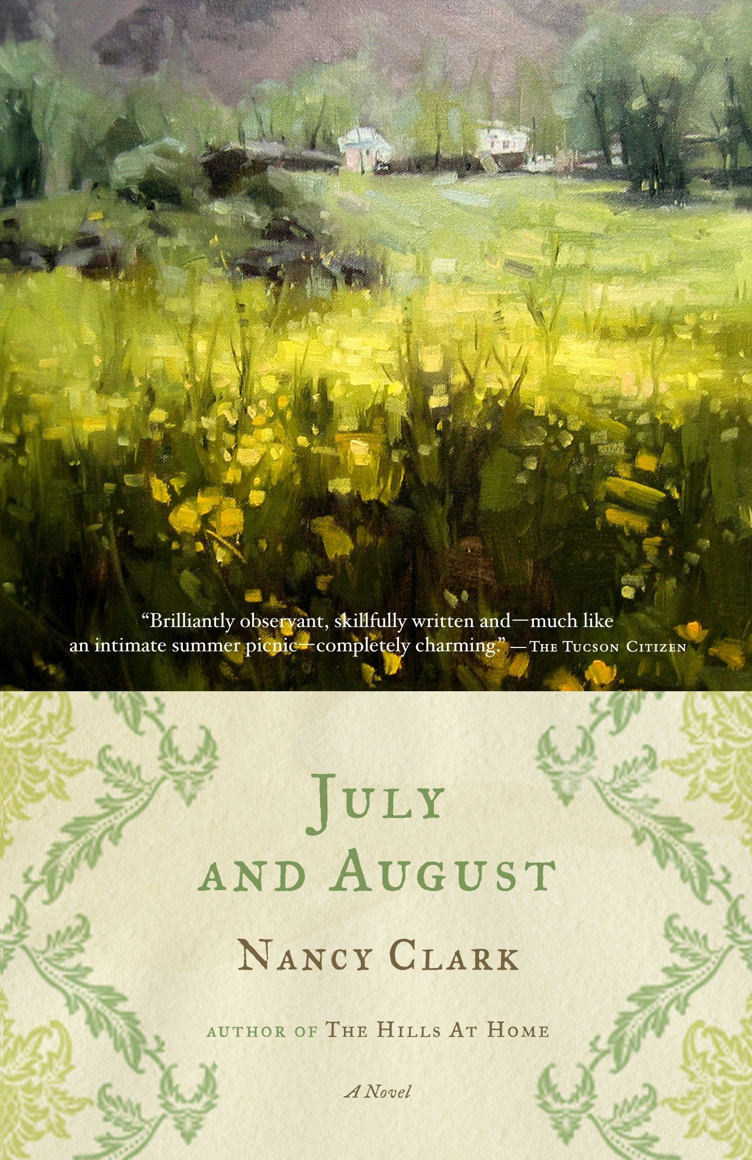 Download July and August: A Novel ebook