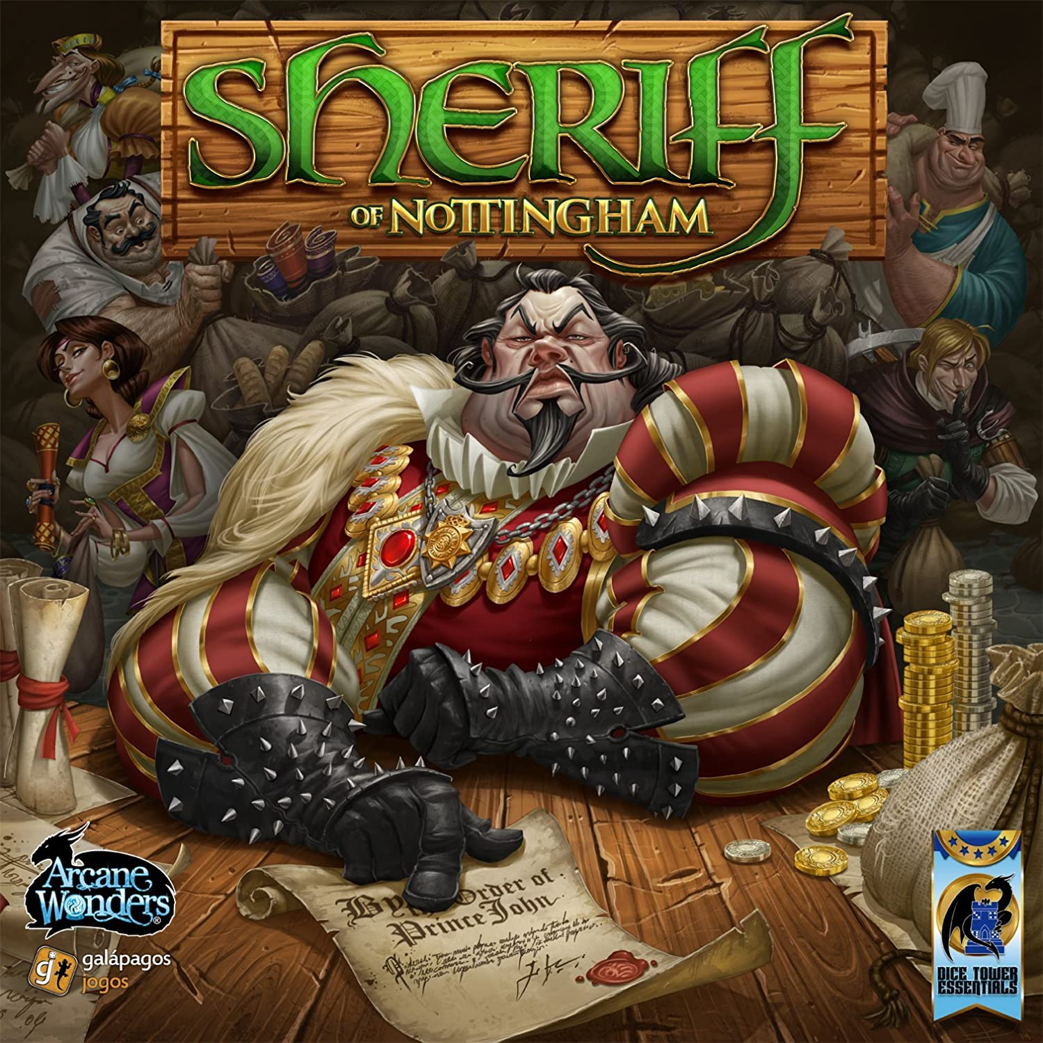 Image result for sheriff of nottingham
