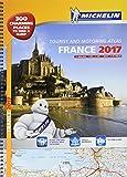 France 2017 atlas - A3 spiral (Tourist & Motoring Atlases)