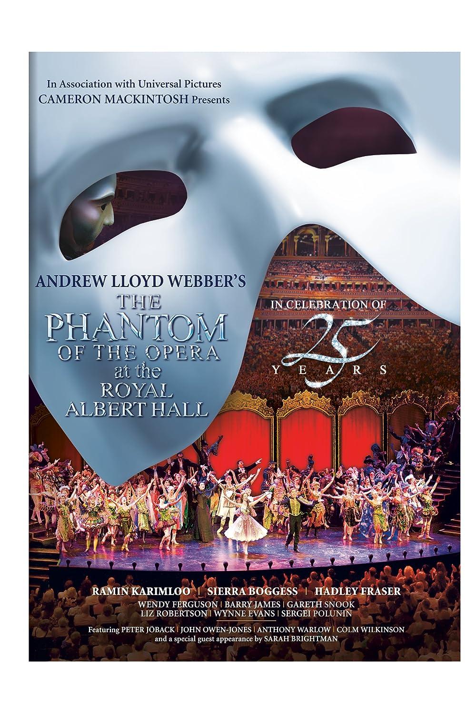 Phantom of the Opera at the Royal Albert Hall Reino Unido DVD ...