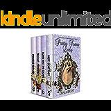 Princesses Of Chadwick Castle Series Box Set 2: Princesses  Castle series for girls 7-11 (Books 5-8) (Princesses Of Chadwick Castle Mystery & Adventure Series)