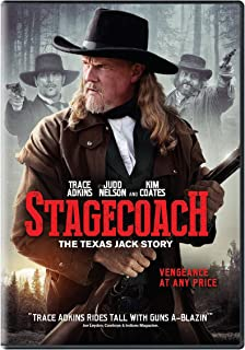stagecoach the texas jack story - A Country Christmas Story