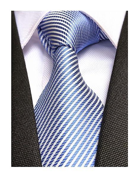 Amazon.com: Corbata de cuello para hombre hecha a mano ...