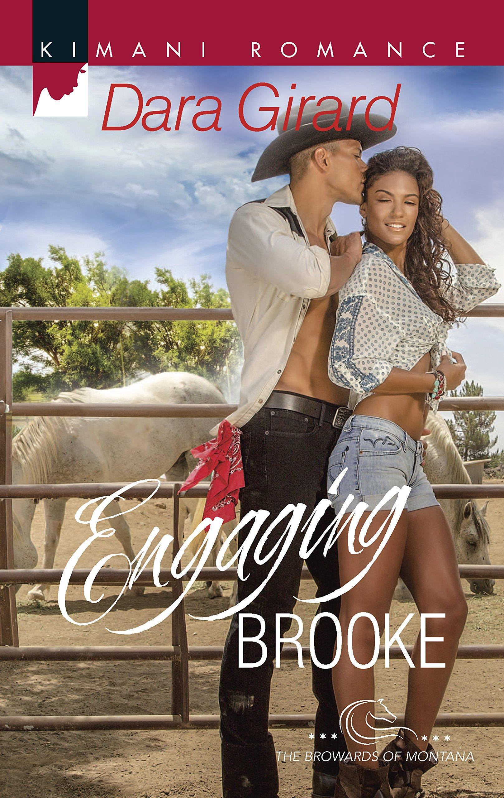 Engaging Brooke (The Browards of Montana): Dara Girard: 9780373863532:  Amazon.com: Books