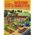 40 Projects for Building Your Backyard Homestead: A Hands-on, Step-by-Step Sustainable-Living Guide (Creative Homeowner) Fenc