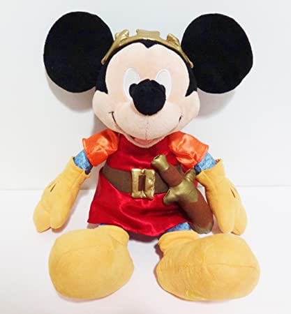"Disney Prince Mickey Mouse 20"" Plush Doll"