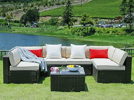 Backyard Couch Set