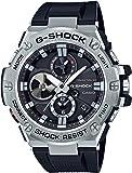 [カシオ]CASIO 腕時計 G-SHOCK ジーショック G-STEEL スマートフォンリンクモデル GST-B100-1AJF メンズ