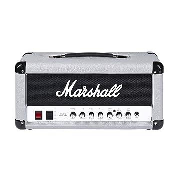 Amplificador guitarra marshall cabezal vintage series 20w silver ...