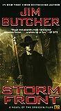 Jim Butcher Box Set (Dresden Files)