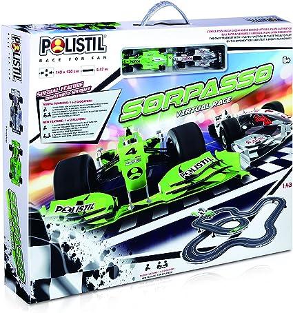 Polistil 960574/Track Electric Fast Lane