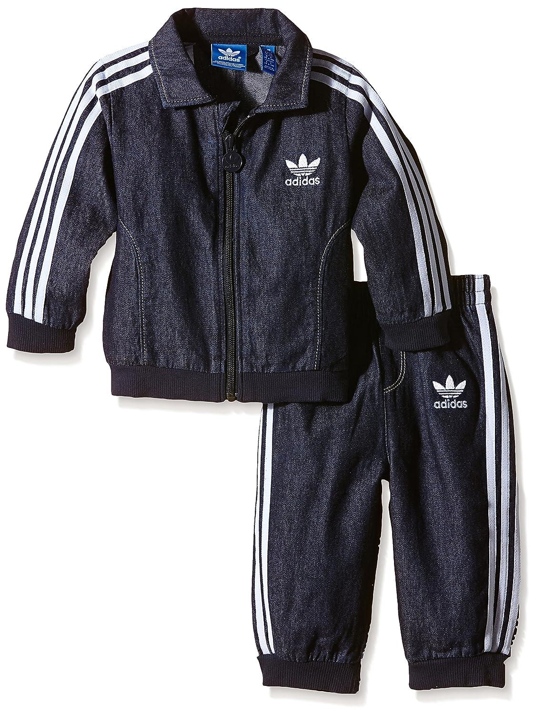 adidas Trainingsanzug Firebird Jeans - Chándal de fútbol ...