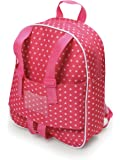 Badger Basket Doll Travel Backpack - Star Pattern (fits American Girl dolls)