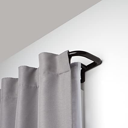 Amazoncom Umbra Twilight Double Rod Set Wrap Around Design Is