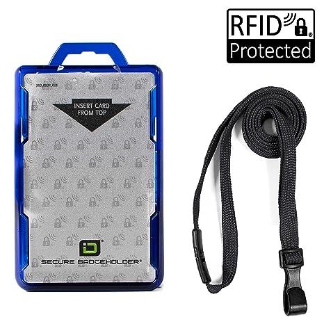 Amazon.com: ID Stronghold - Protector de tarjetas de ...