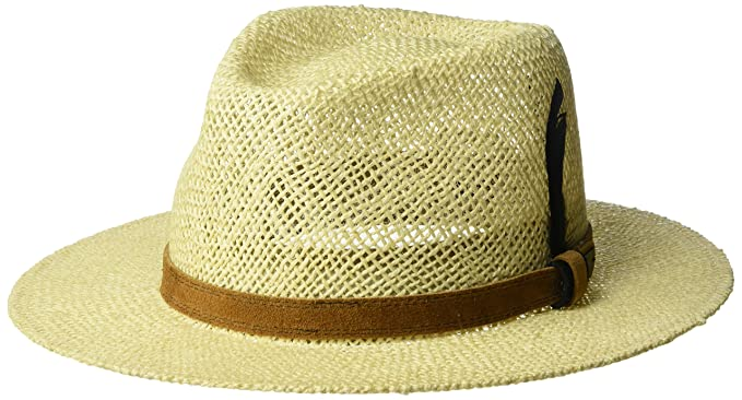 5e1a4aed9c182 Bailey of Hollywood Men s Kalix Fedora Trilby Hat at Amazon Men s ...