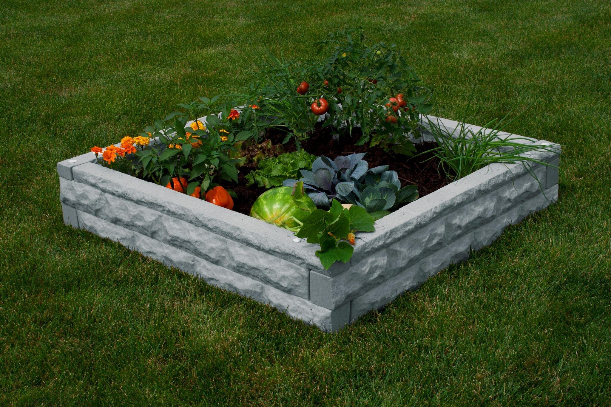 Good Ideas Raised Bed Garden by Good Ideas