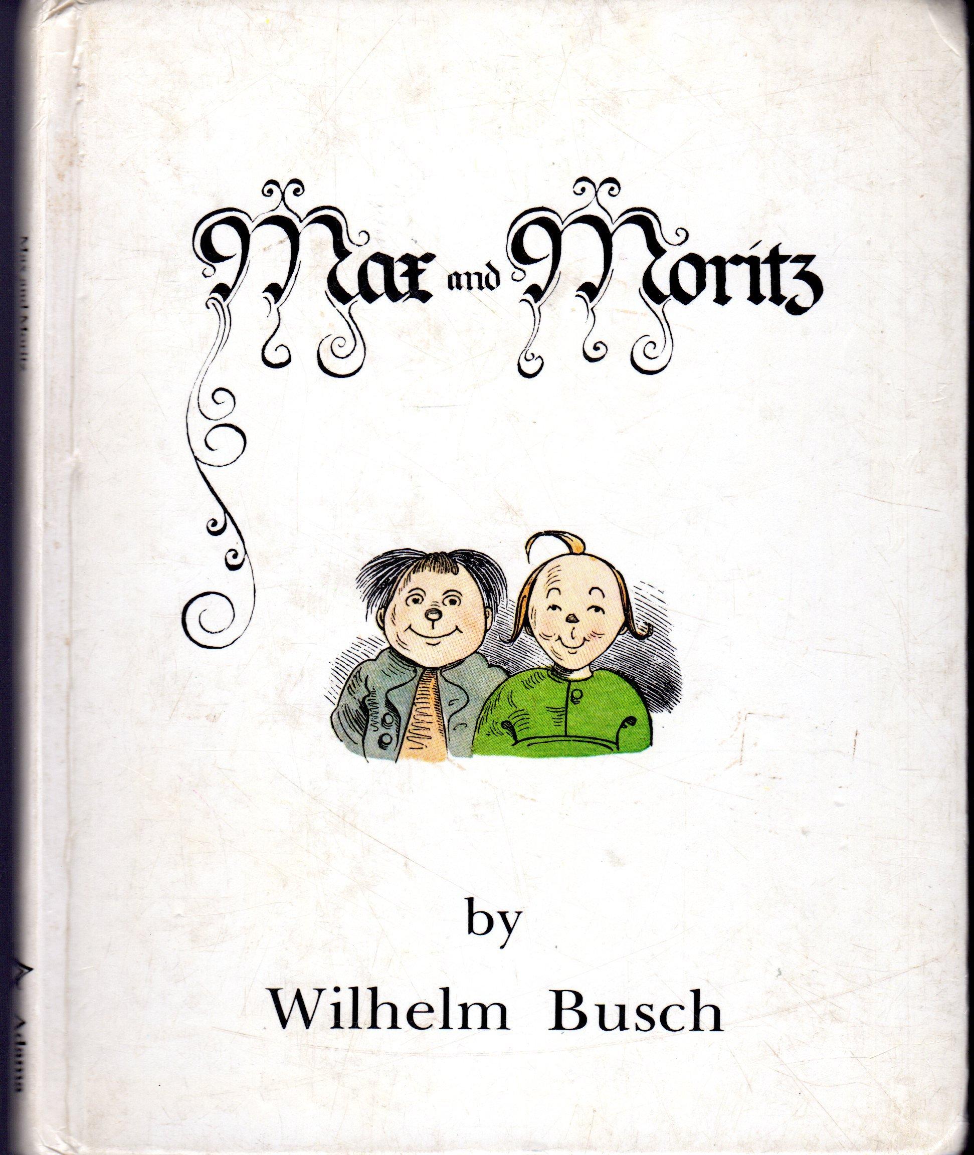 Max and Moritz (English and German Edition) ebook