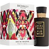 Bronnley Eclectic Elements Eau De Toilette Perfume, Zealous Flower