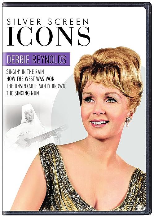 Top 8 Debbie Reynolds Dvd Movies