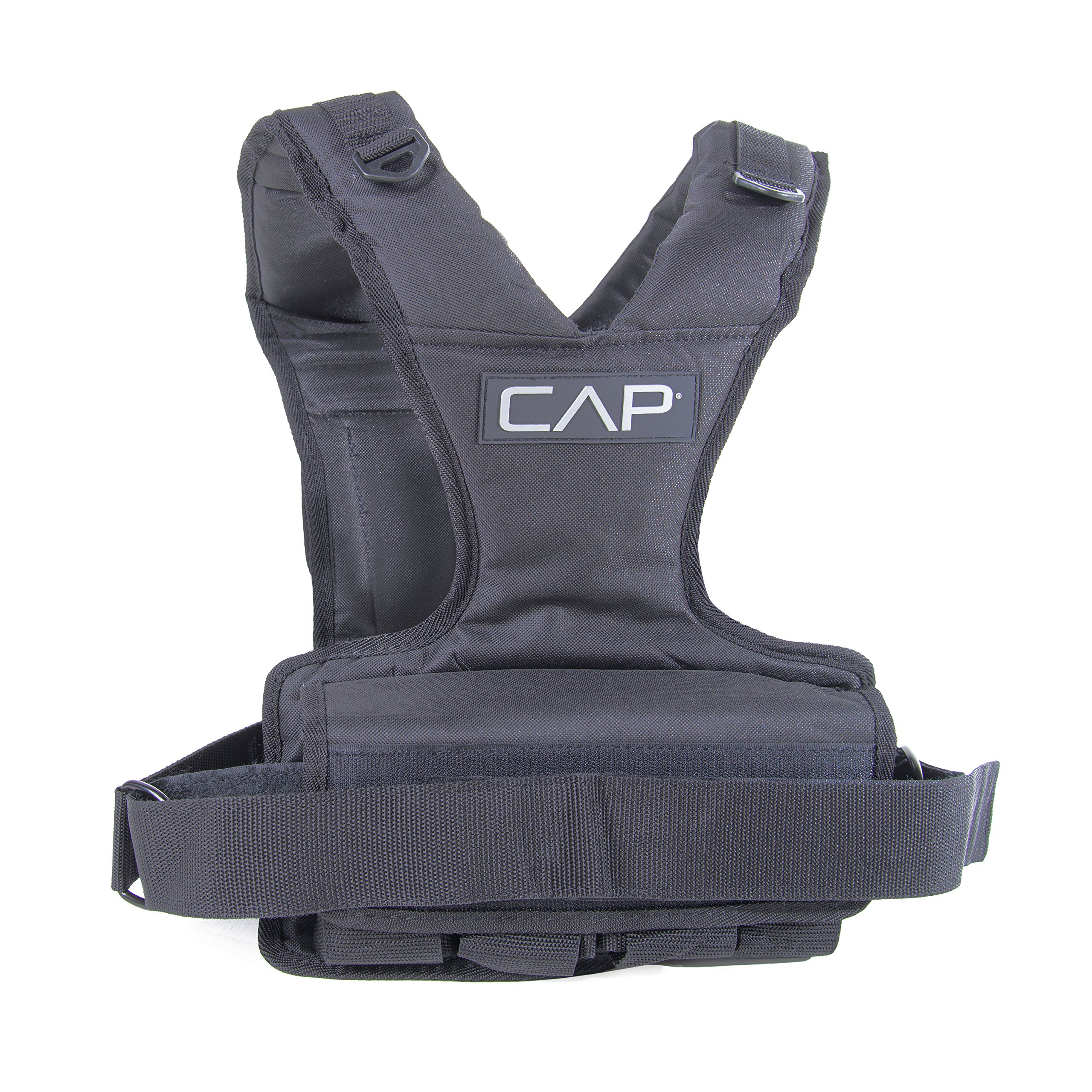 CAP Barbell Cap Weighted Vest for Women, 30 lb by CAP Barbell