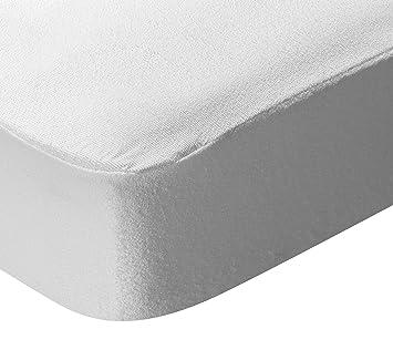 Pikolin Home - Protector de colchón rizo para cuna, antialérgico (antiácaros, bacterias y moho), impermeable, 60x120cm-Cuna (Todas las medidas): Amazon.es: ...