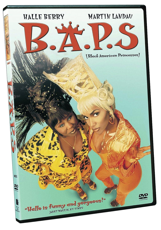 Amazon.com: B.A.P.S.: Halle Berry, Martin Landau, Ian Richardson ...