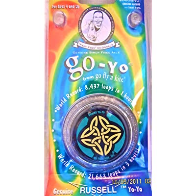 Fast Eddy McDonald's Go-Yo (Designs May Vary): Toys & Games