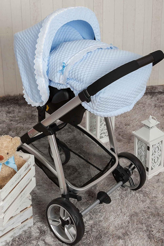 Saco porta beb/é Babyline Sweet grupo 0 color azul