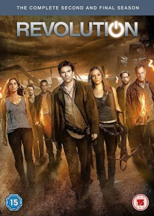 Revolution Season 2 Dvd Uk Import Amazonde David Lyons