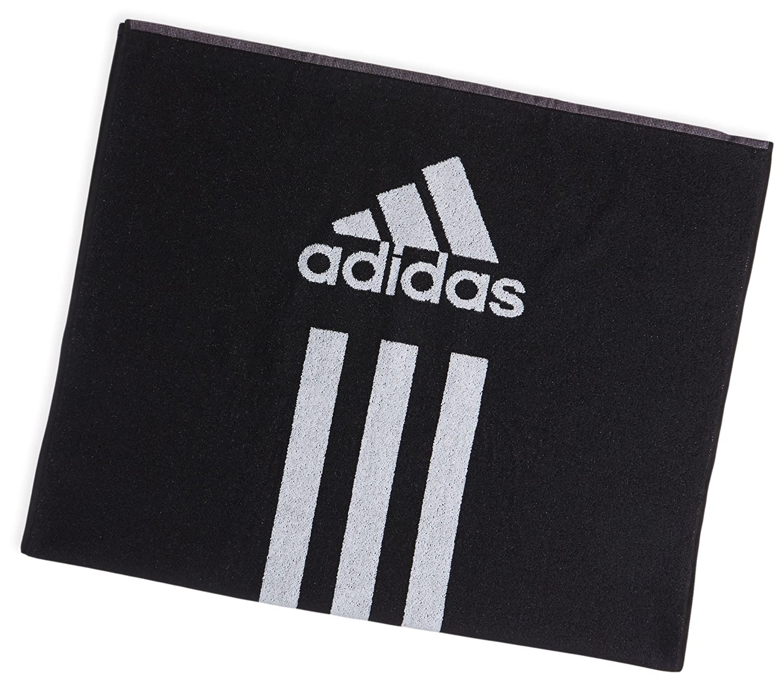 adidas Asciugamano Towel, Nero (schwarz/weiß), S Z34315