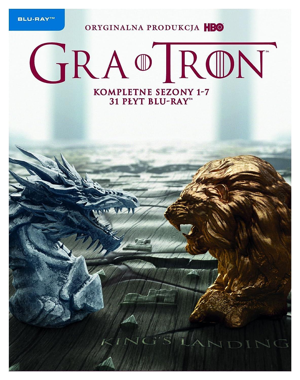 Amazon com: Game of Thrones Season 1-7 (BOX) [Region Free