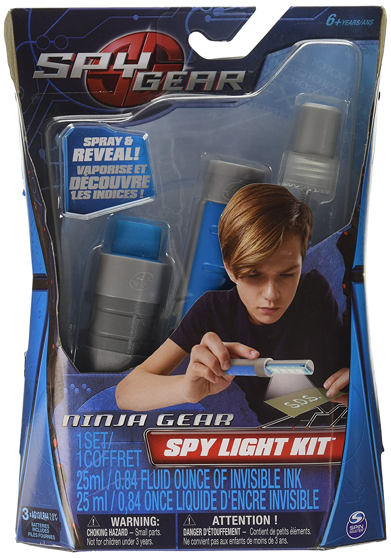 Spy Gear Spy Gear UV Gear Kit