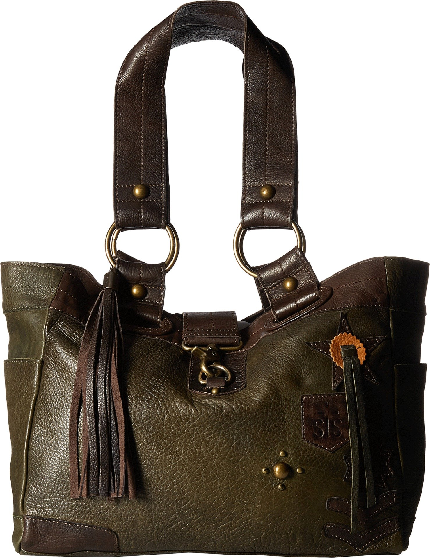 STS Ranchwear Women's General Tote Urban Olive One Size