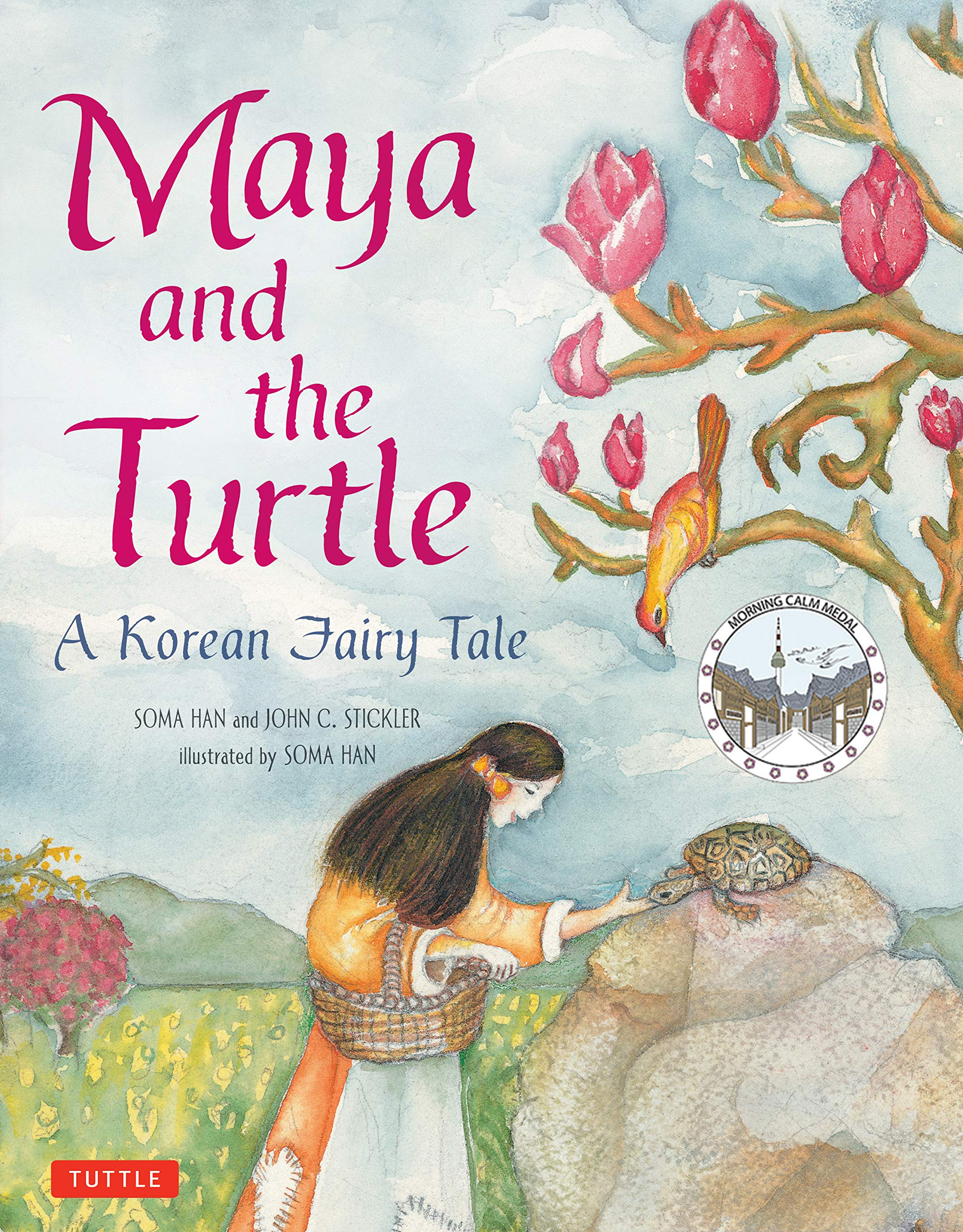 Maya and the Turtle: Amazon.es: John C. Stickler, Soma Han ...