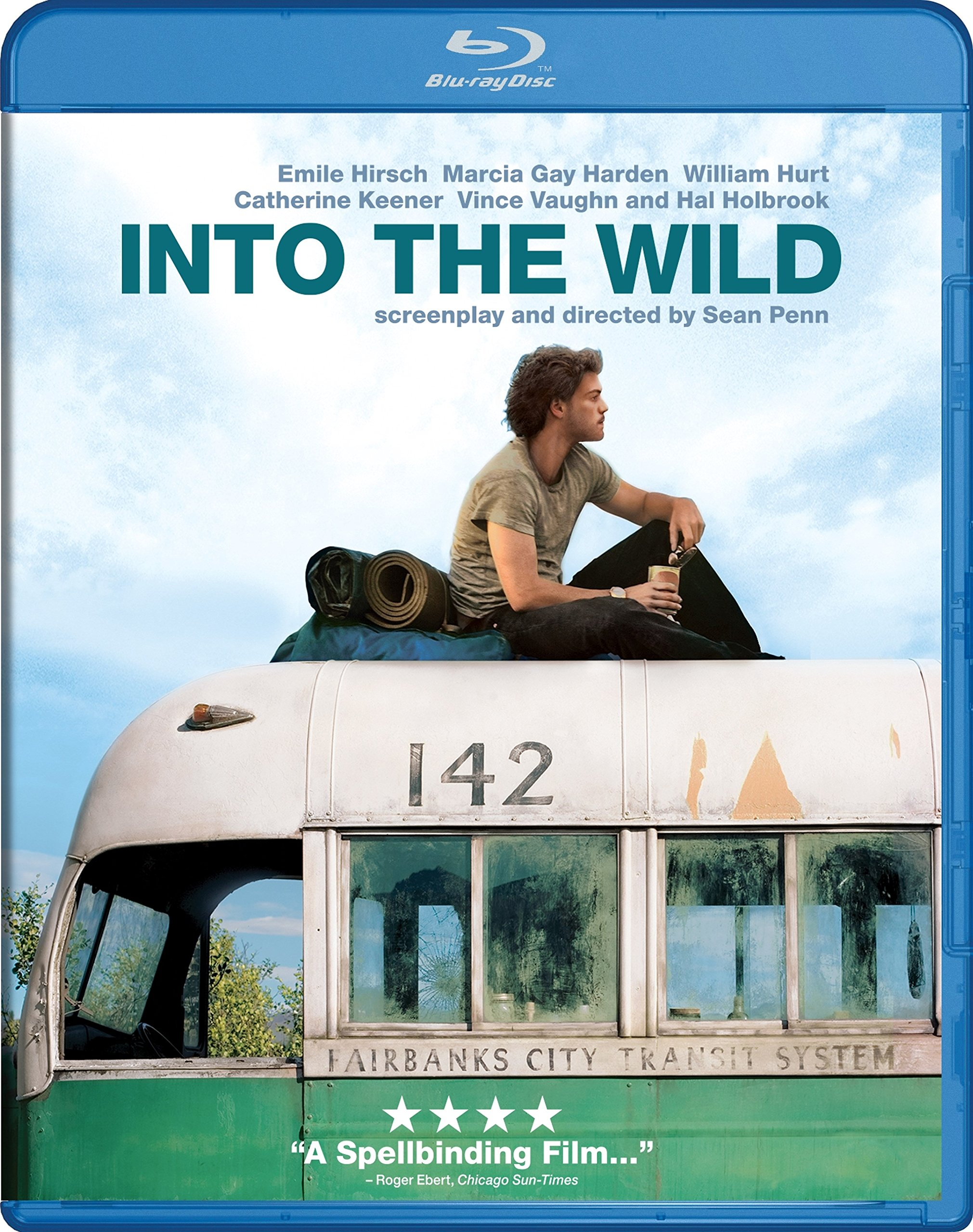 Blu-ray : Into the Wild (Widescreen, Dolby, AC-3, Dubbed, )