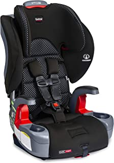 product image for Britax Grow with You ClickTight Harness-2-Booster Car Seat   2 Layer Impact Protection - 25 to 120 Pounds + Cool Flow Ventilating Fabric, Cool Flow Gray [New Version of Frontier]