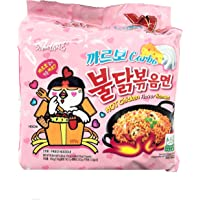 Samyang Hot Chicken Flavour Ramen Carbonara 130g (5 Stuks)