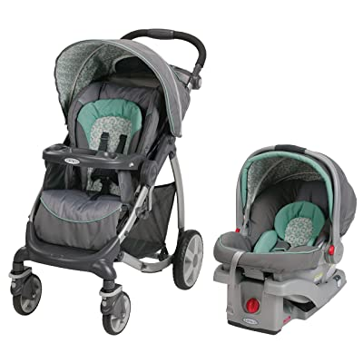 Graco Stylus Click Connect Travel System Review