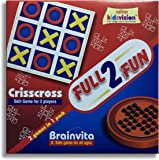 Brainvita and Crisscross 2 in 1 Game