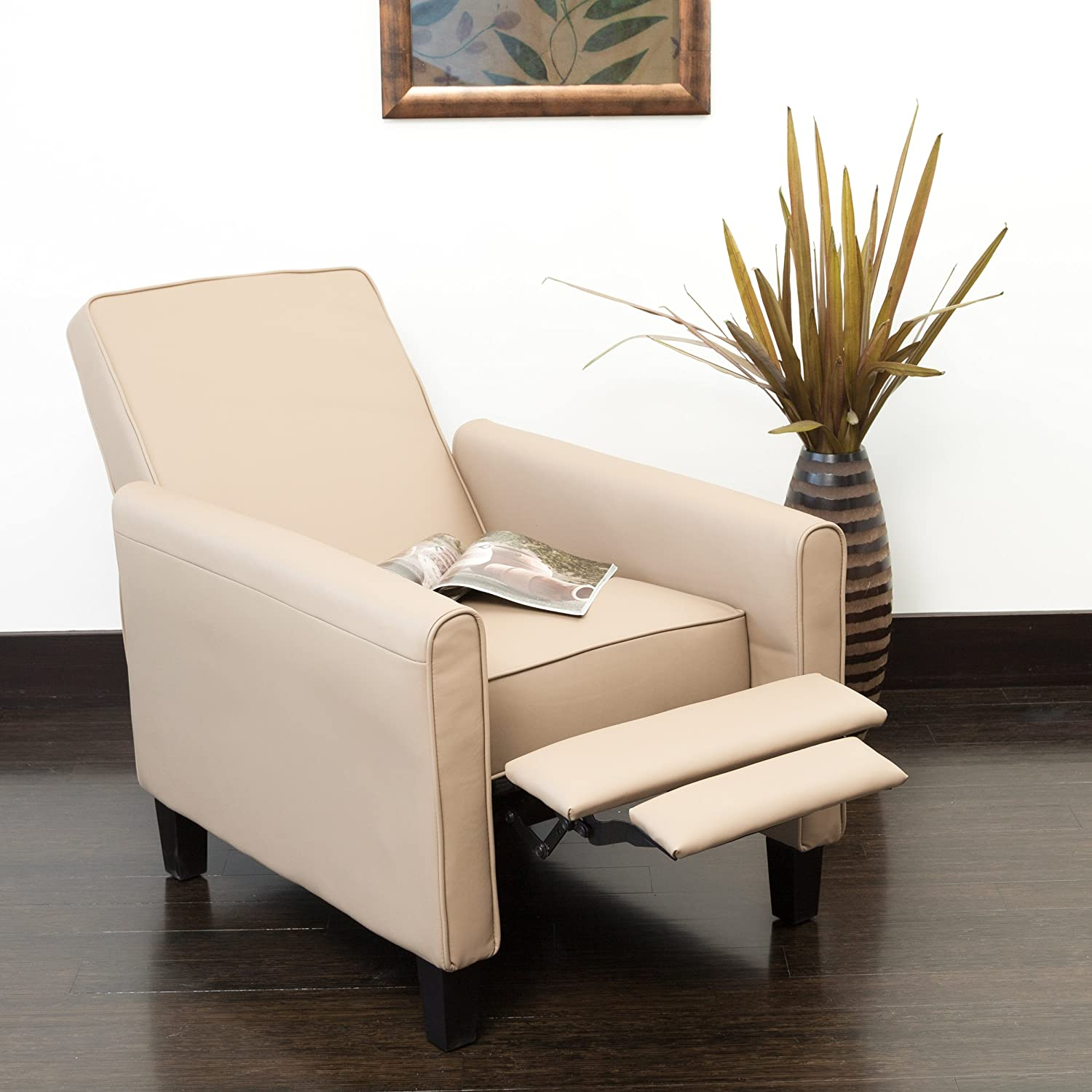 Club chair recliner - Club Chair Recliner