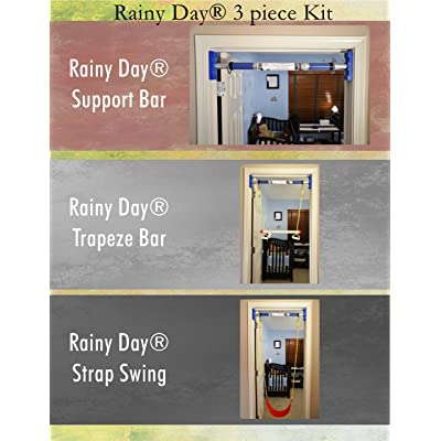 Rainy Day Indoor 3 Piece Combo Kit: Toys & Games