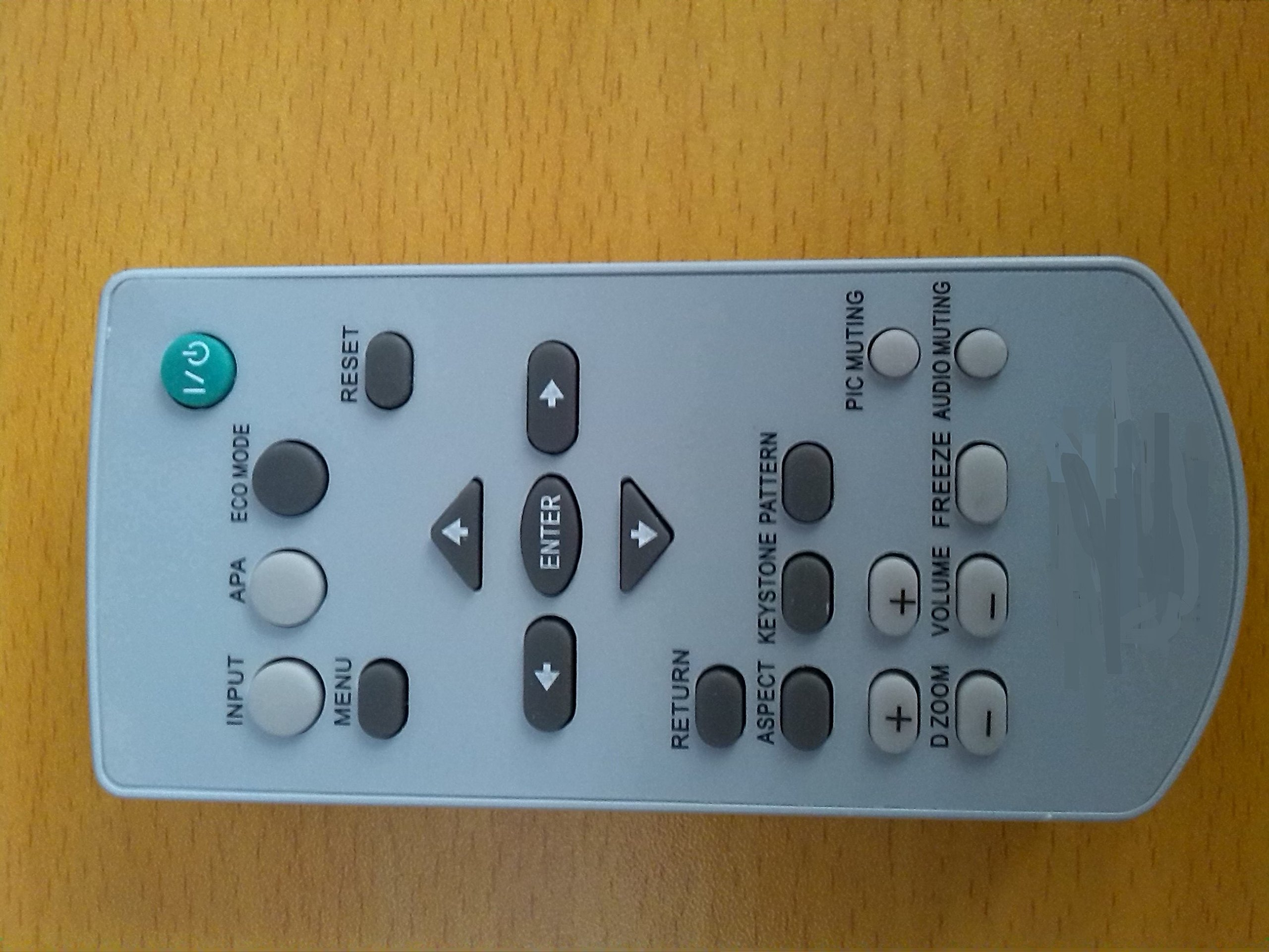 Brand New ELECTRON Top Quality General Universal Compatible Replacement Projector Remote Control Fit For Sony VPL-CX70 VPL-CX71 PJ7 RM-PJ8 RM-PJ6 RM-PJ9 VPL-BW12S VPL-BW5 VPL-BW7 Projector